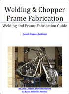 chopper frame fabrication