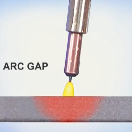 arc gap length