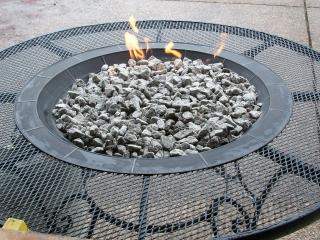 Gas Fire Pit Build