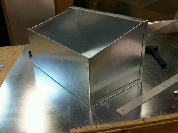 homemade truck bed tool box