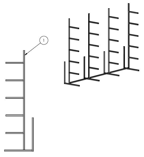 rack weldments