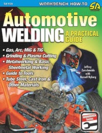 automotive welding book