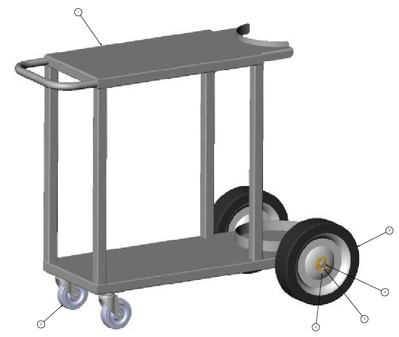 build a welding cart, wiring diagram