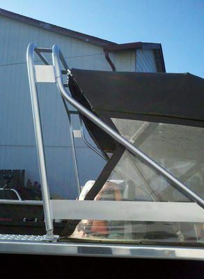 Aluminum Boat Arch