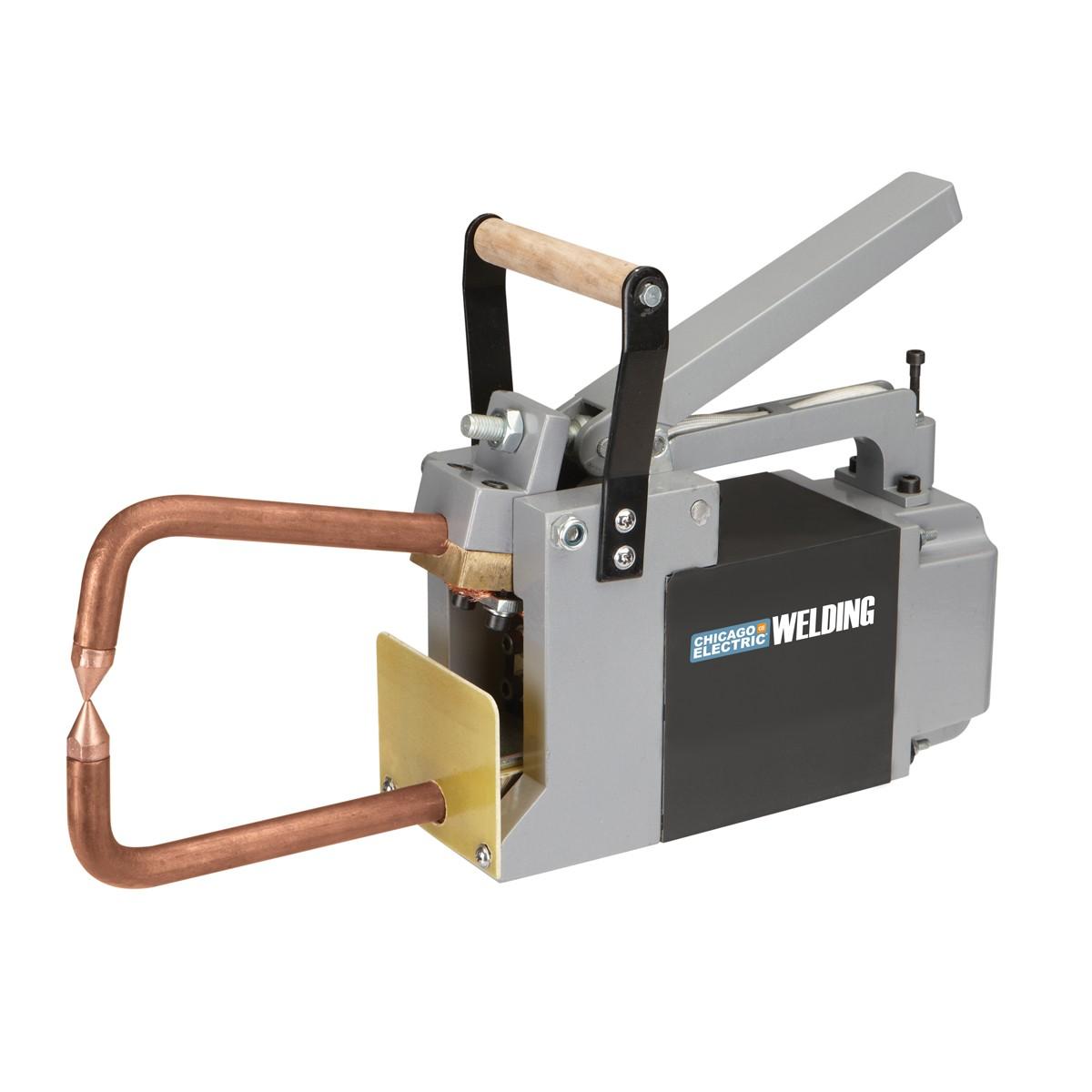 Spot Welding Applications Machine Diagram Common Welders For The Garage Of Shop
