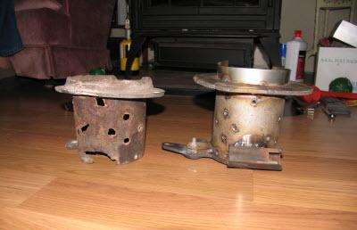 Fire Pot Comparison