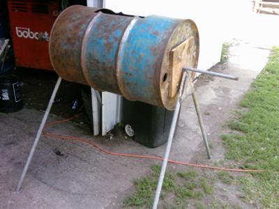 Compost Barrel