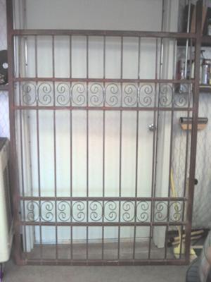 gate welding project