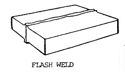 flash weld