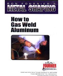 gas weld aluminum