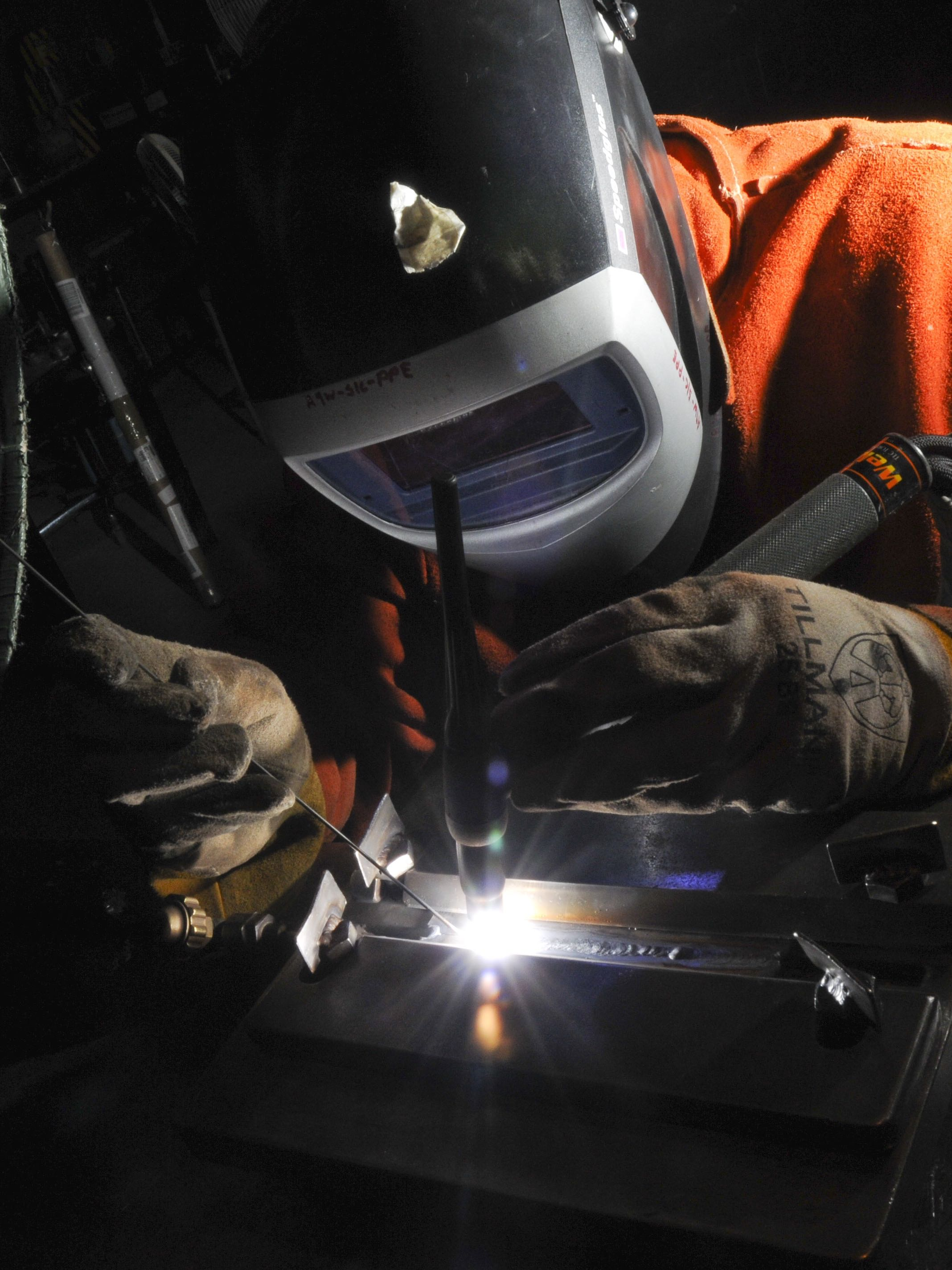 consider government welding jobs while it is not hard to a welding job a private company those who want a high paying welding job great benefits will often that working