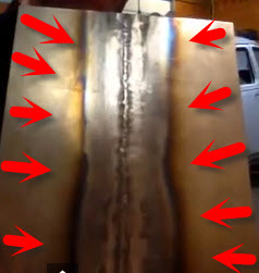 Welding Distortion Problems