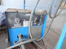gas feed mig welder