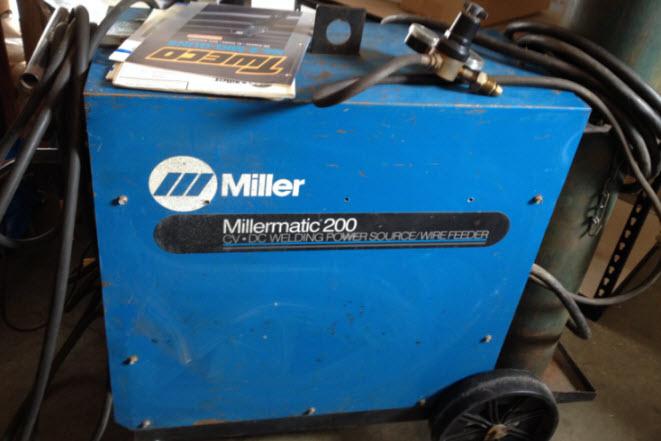 millermatic 200