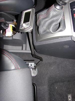 Custom Bracket For XM Satellite Radio