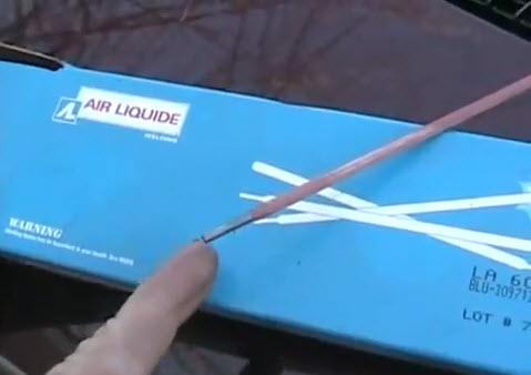 one eighth inch rod