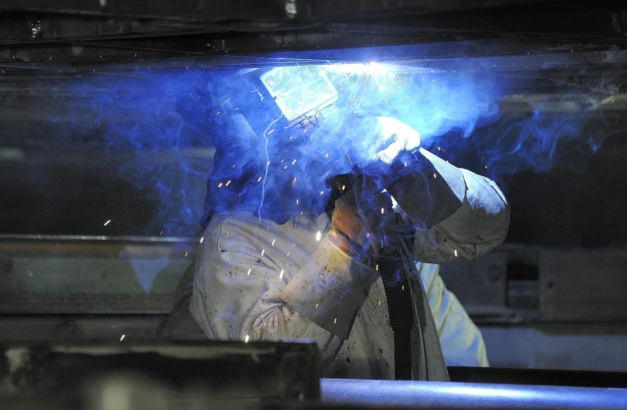 overhead mig welding