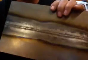 butt joint sheet metal weld