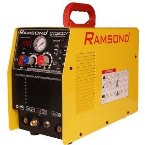 ramsond inverter tig arc plasma welder