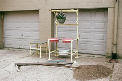 Recycled Bed Frames Project