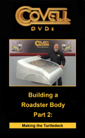 roadster turtledeck dvd