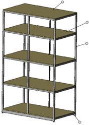 storage shelf plans