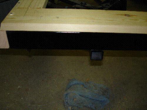 side table socket