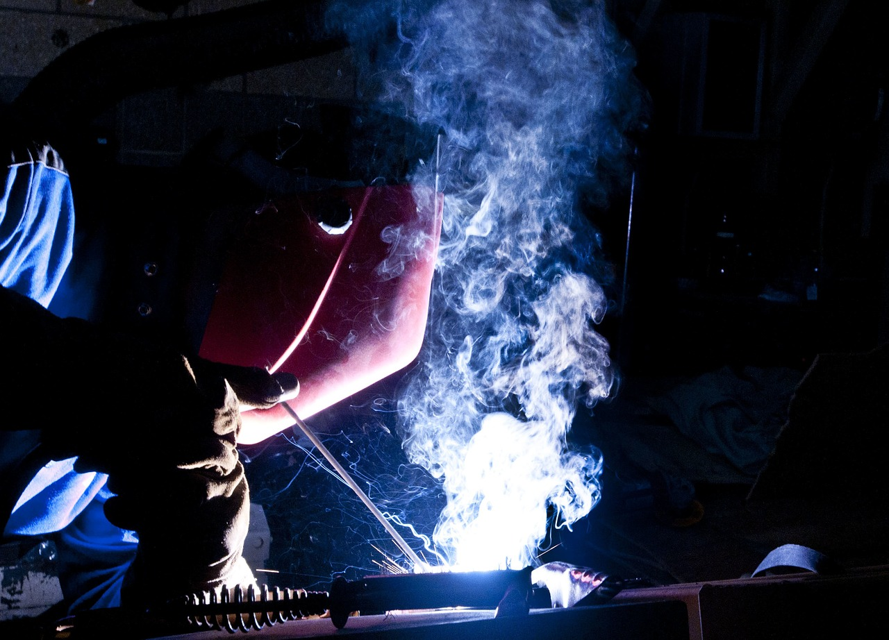 career welder