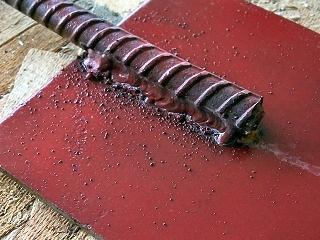 rebar welding