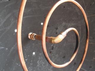 copper tubing coil