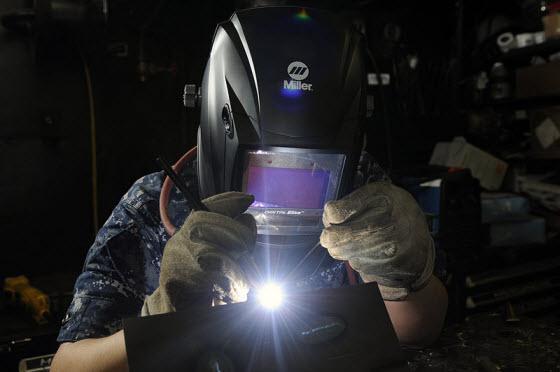 tig welding steel
