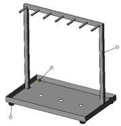 tool rack plans