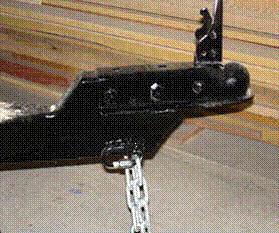 trailer safety chain
