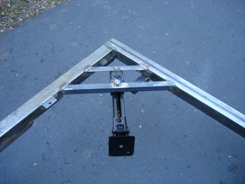 trailer stabilizer jack