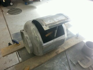 smoker fabrication