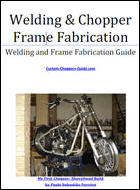 chopper frame fabrication