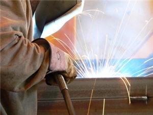 welding safely
