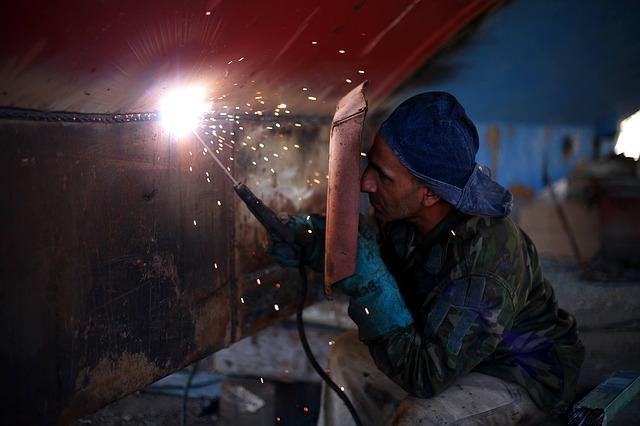 ship hull welding