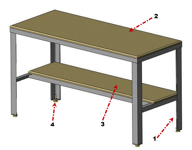 Astonishing Build A Workbench Gmtry Best Dining Table And Chair Ideas Images Gmtryco