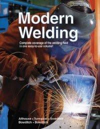modern welding book