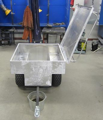 aluminum atv cargo carrier