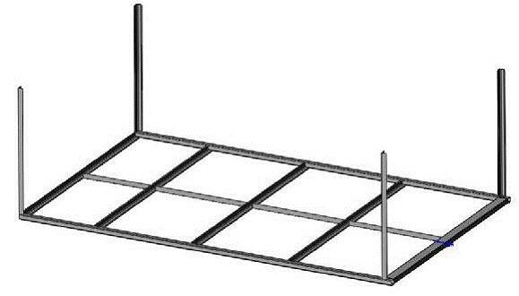 shelf angle iron