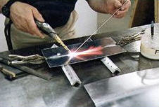 ron fournier gas welding