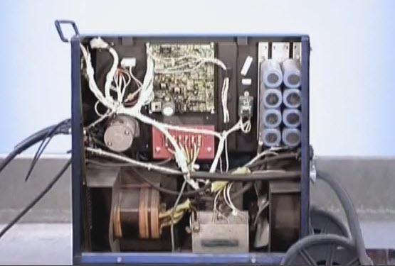 welder power source