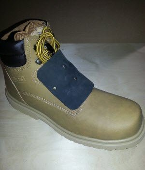 boot lace protection