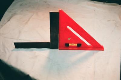 Straight Angle Weld