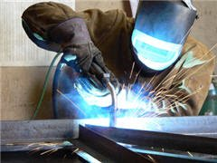mig welding angle iron