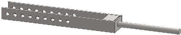 pivot arm weldment