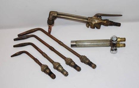 smith acetylene torch set