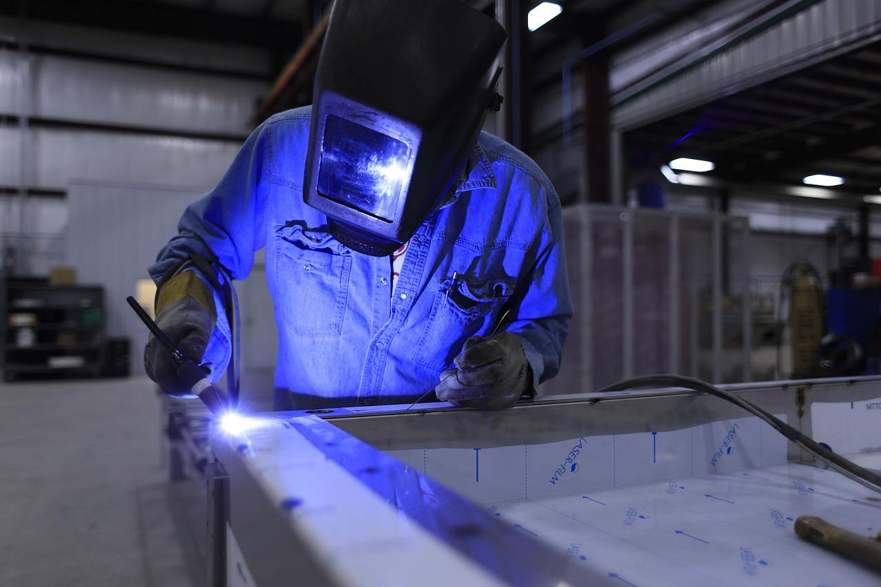 custom tig welding project
